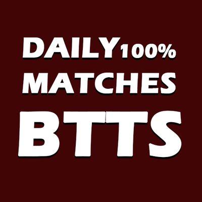 مسابقات روزانه BTTS